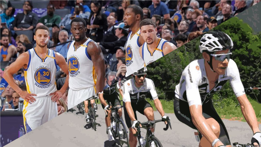 golden state team sky
