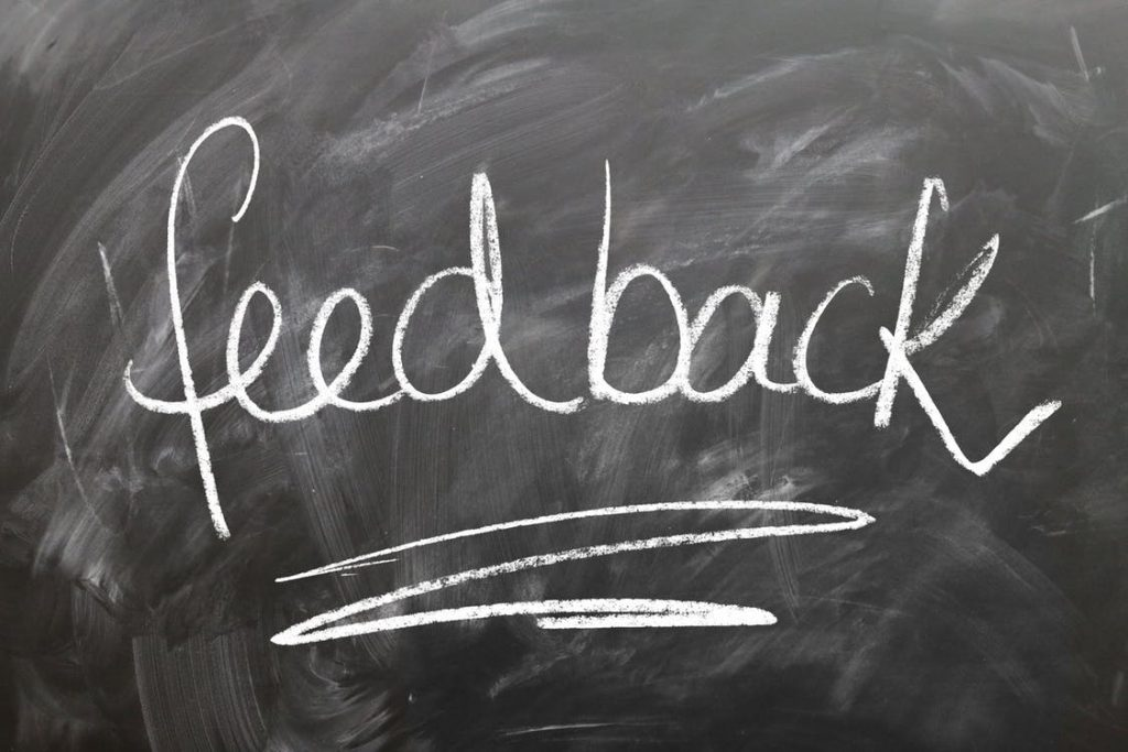 fare il copywriter freelance feedback