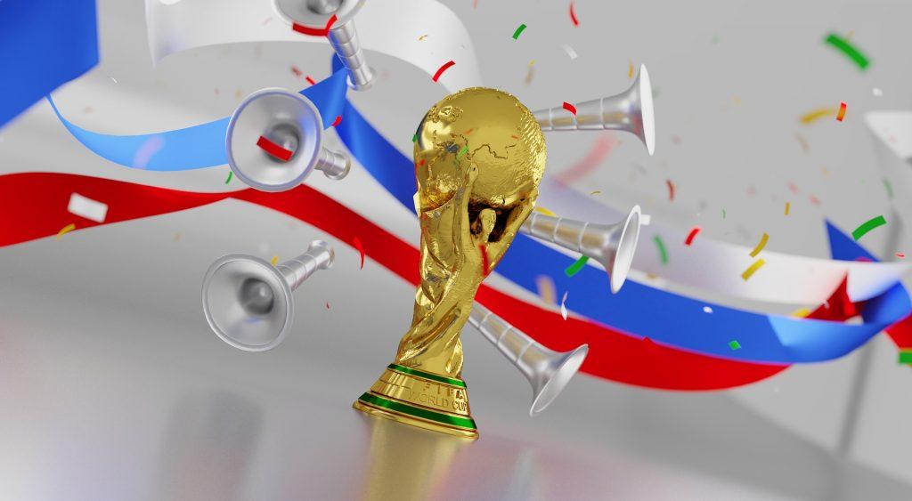 i temi di comunicazione e design dei mondiali di calcio 2018