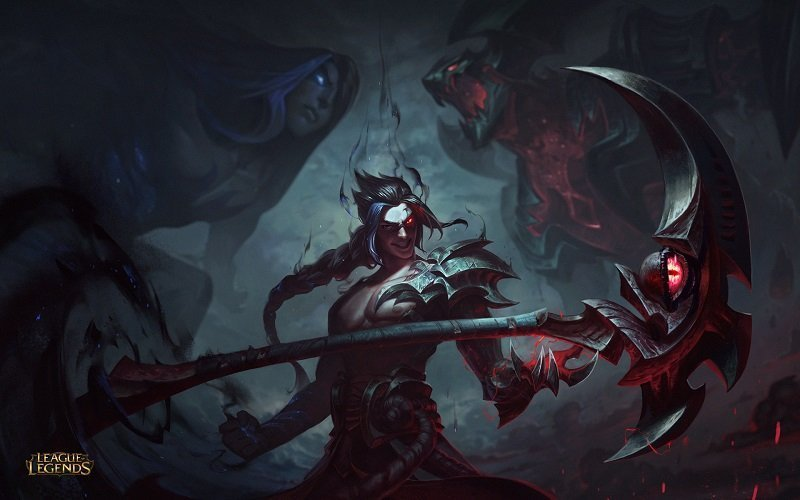 un'altra immagine di League of Legends