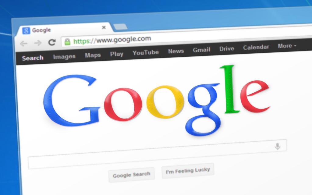 prima pagina google seo