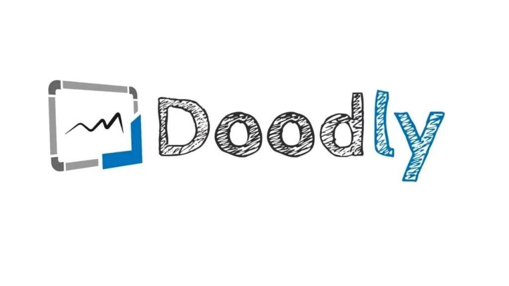 il logo di doodly