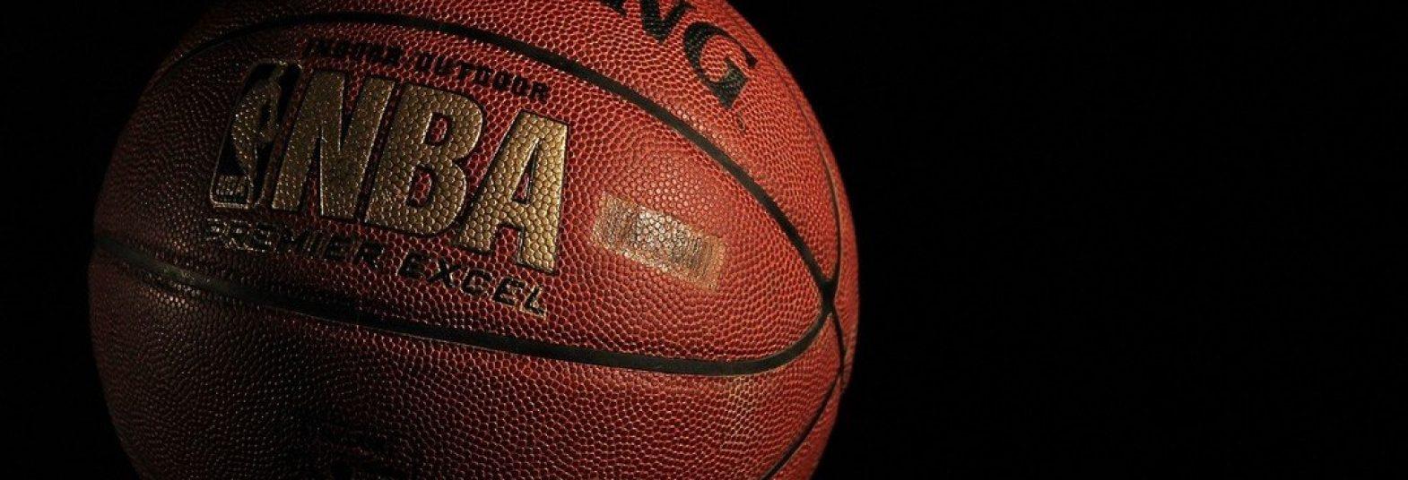Una pallone da basket